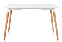 Стол обеденный ST 005 белый