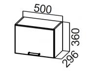 Шкаф навесной горизонтальный ШГ500 Прованс