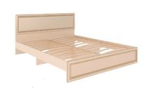 Кровать с ламелями и мягкой спинкой М9 Беатрис