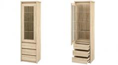 Шкаф комбинированный Палермо МН-033-04