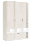 Шкаф 3-х дверный модуль 10 Белла