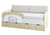 Кровать-тахта 1600 х 800 800-4 Кот