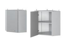 Шкаф навесной угловой АУ60 Фиджи