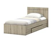Кровать с ящиком Кр21 Диско