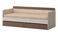 Кровать с ящиками Кр09 Лимбо-1