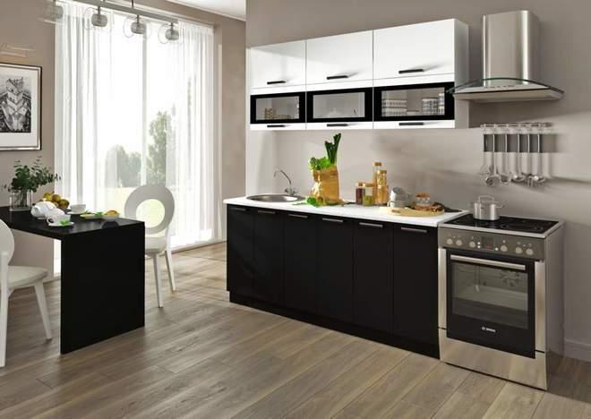 Кухня модульная Фиджи 1