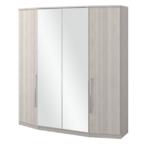 Шкаф 4-х дверный с зеркалом Роксана