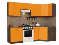 Кухонный гарнитур угловой Тюльпан-2400