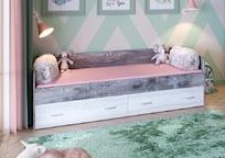 Кровать нижняя Юта